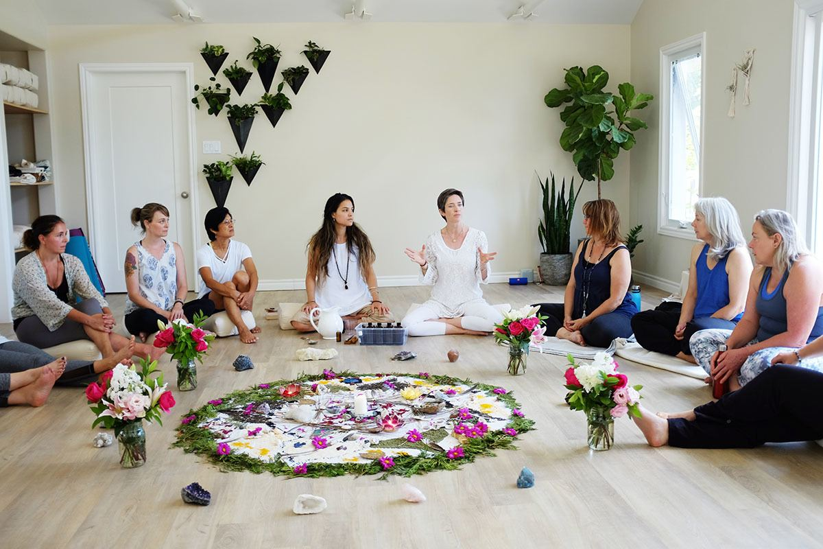 Ayurveda Womens Retreat Sarovara Yoga