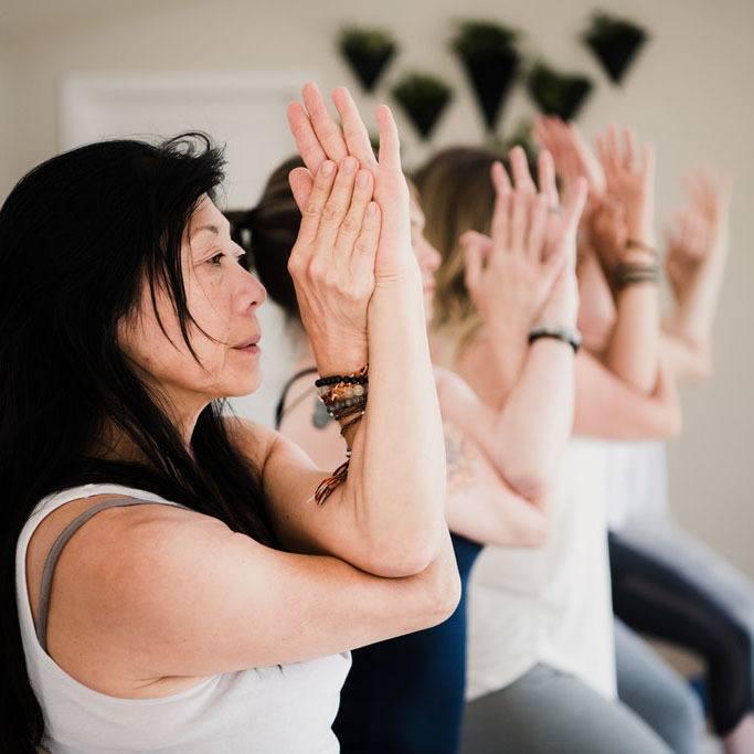 Intermediate Vinyasa Flow - Sarovara Yoga Bobcaygeon