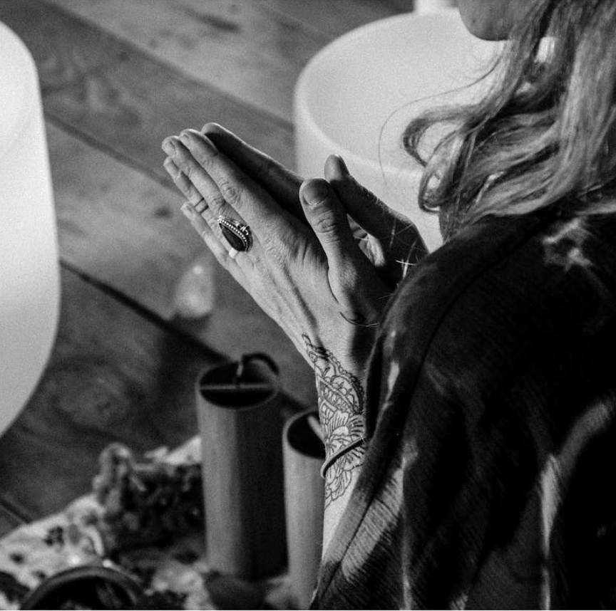 Sound Healing Megan Marie Gates Sarovara Yoga Bobcaygeon12