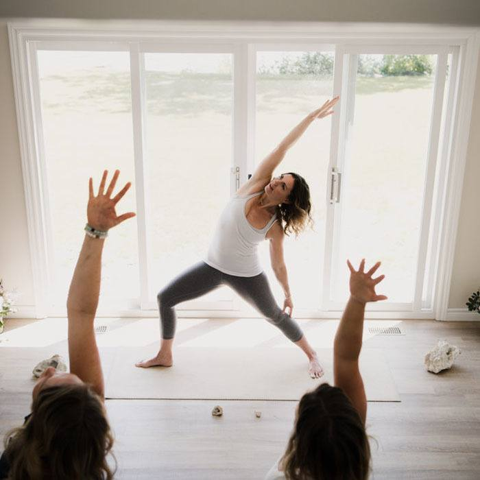ally boothroyd bobcaygeon yoga teacher