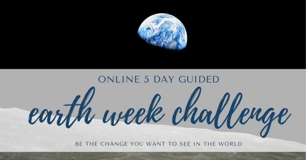 Earth Week Challenge - April 22-26 - Sarovara Yoga