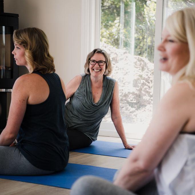 Seniors Yoga - Sarovara Yoga Bobcaygeon