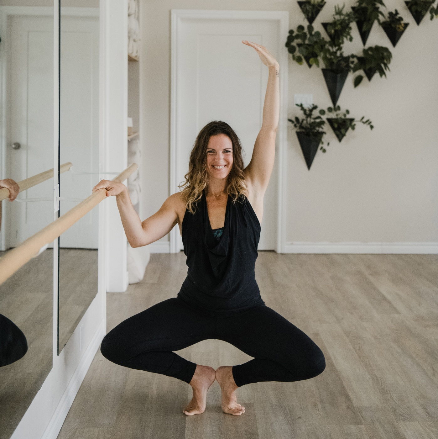Bobcaygeon Barre Workout Classes with Ally Boothroyd 1