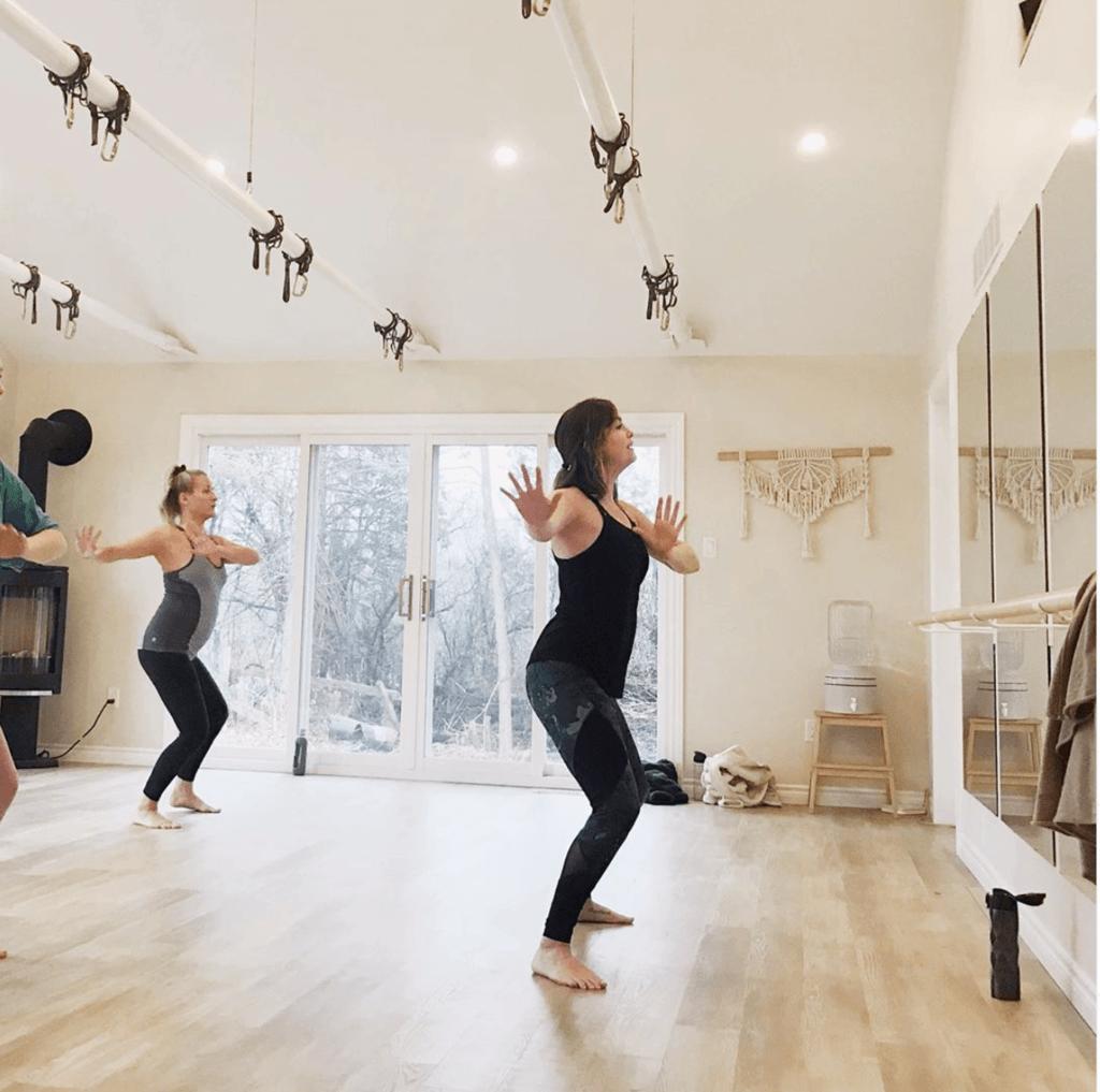 DanceFit with Jess - Bobacaygeon - Sarovara Yoga