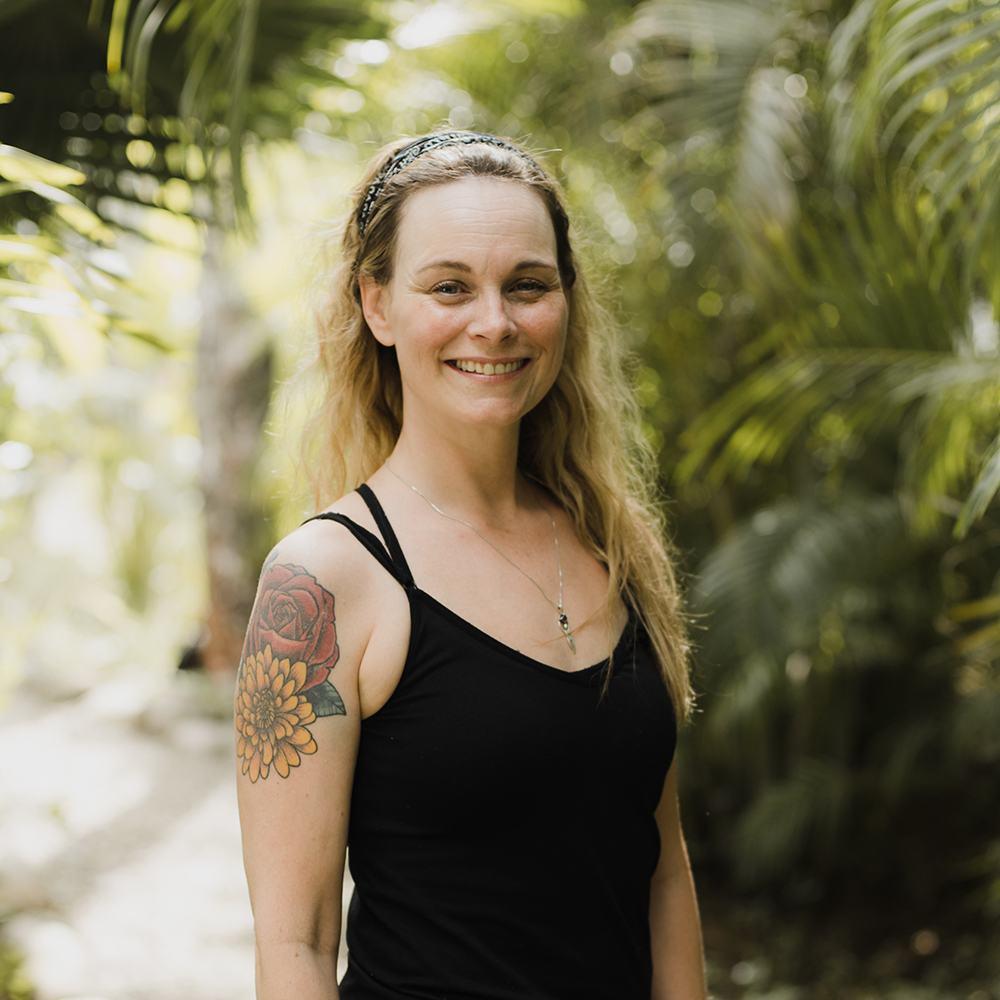 Lisa Diem Yoga Teacher