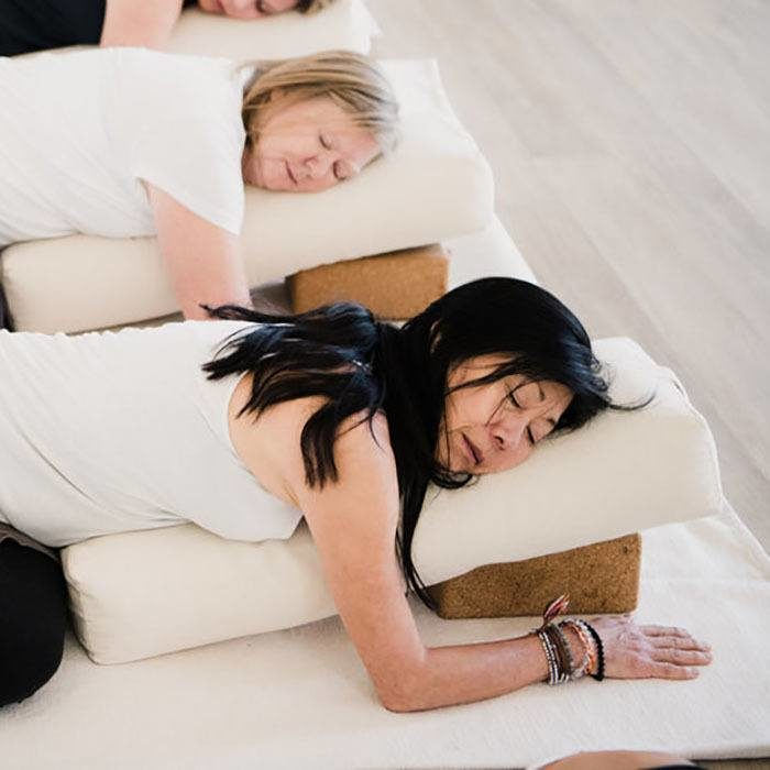 Gentle Yoga with Lisa - Sarovara Yoga