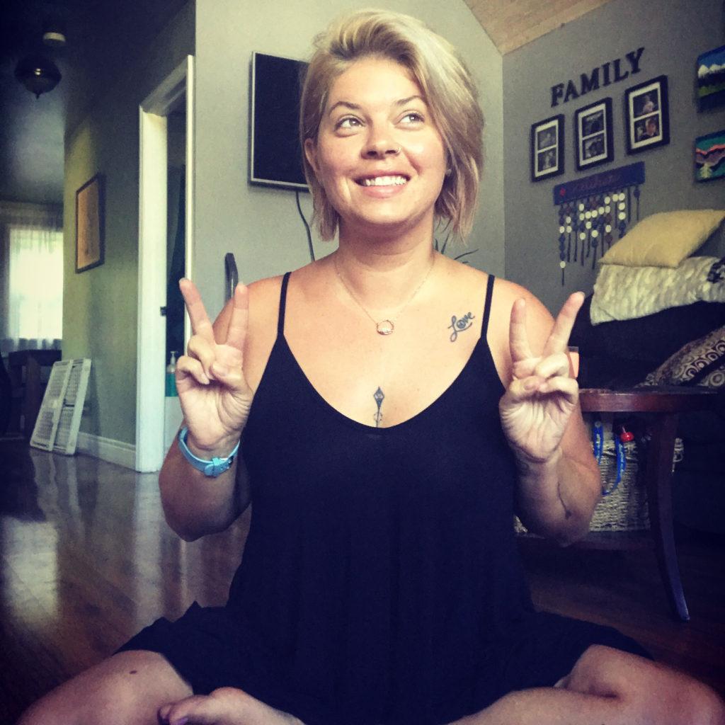 Sarah Anne Sarovara Yoga Bobcaygeon